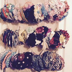 10 Headband Grab Bag ($20 value) - Cutie Bowtutie