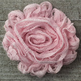 Shabby Rose - Lace Baby Pink - Cutie Bowtutie