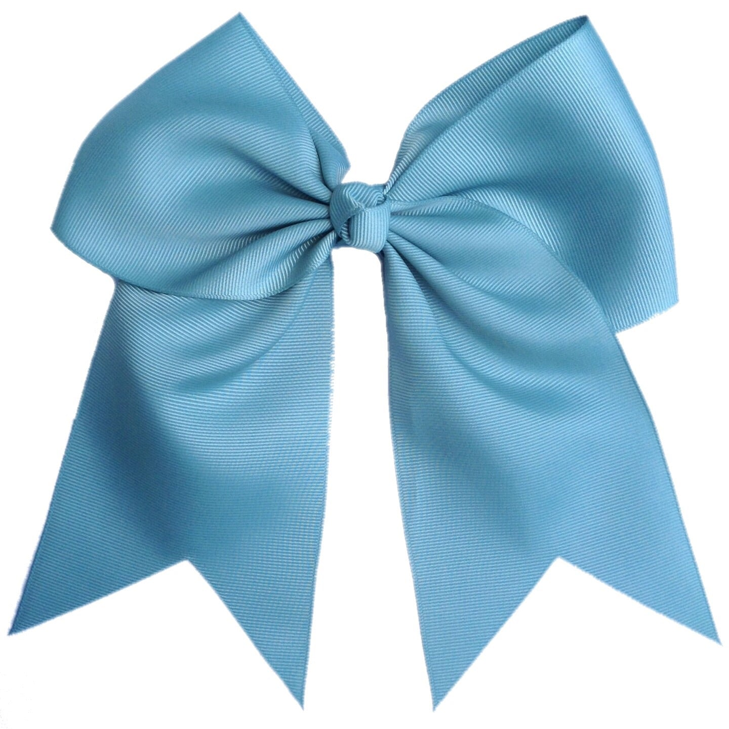 Cheer Bow- Nile Blue