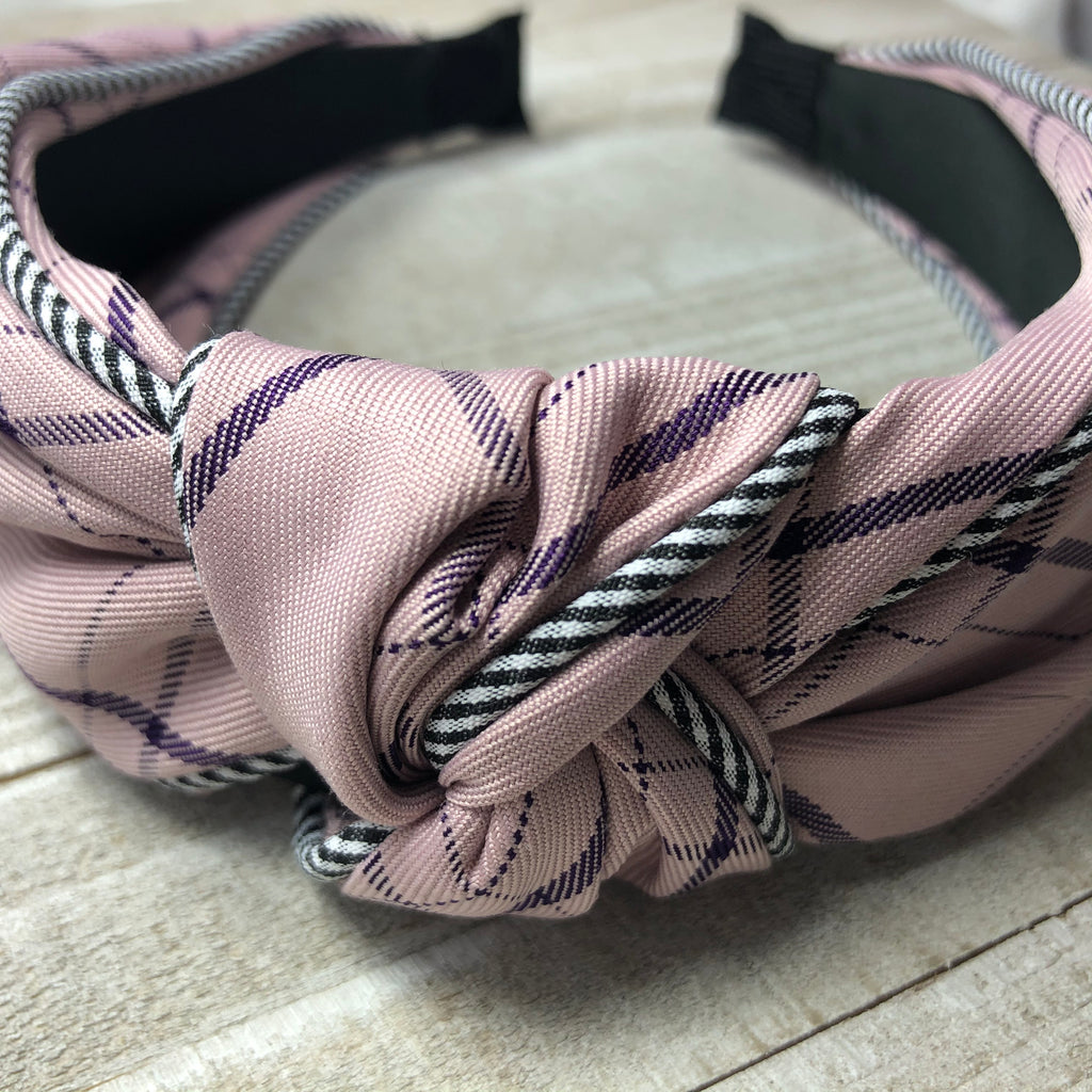 Thick knot Headband