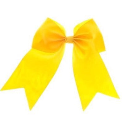 Cheer Bow - Yellow