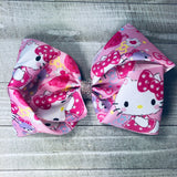 Gigantic Hair Bow - Hello Kitty - Cutie Bowtutie