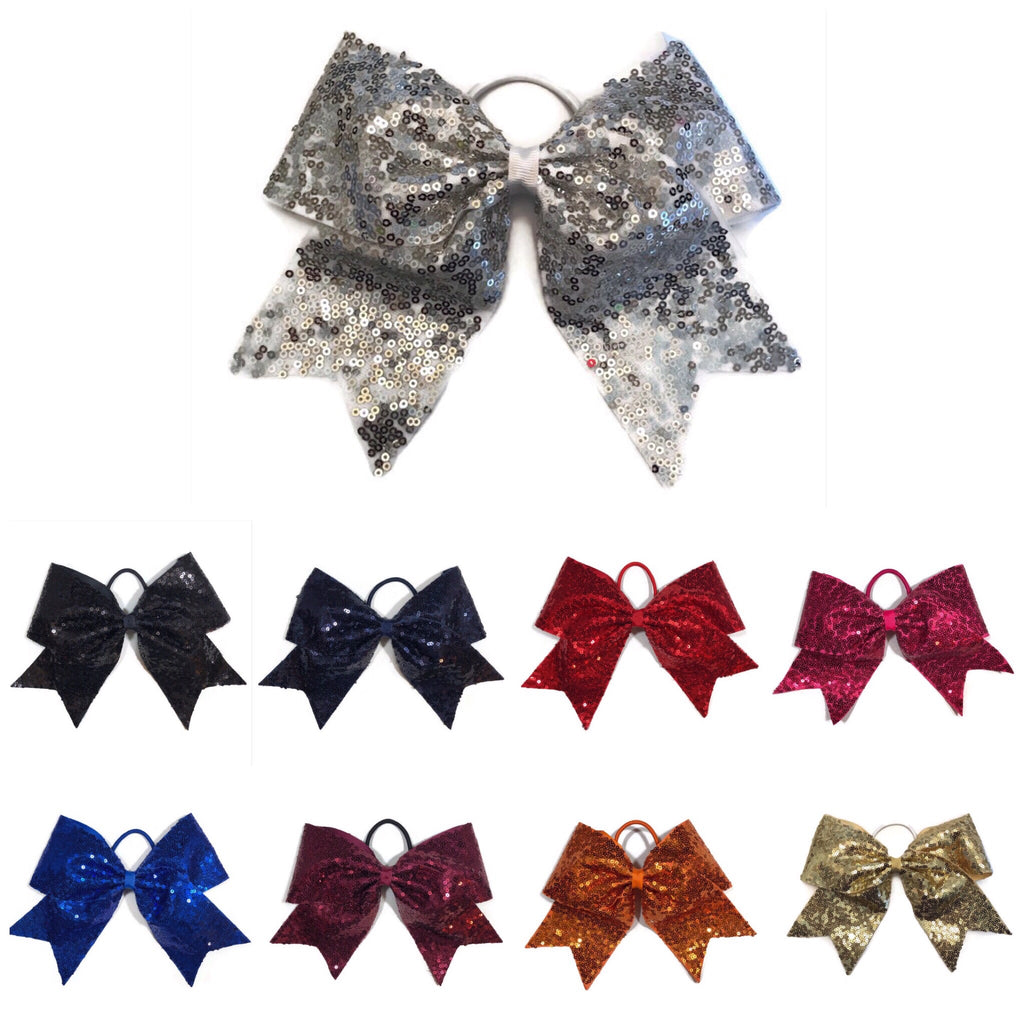 Cheer Bow - Sequin