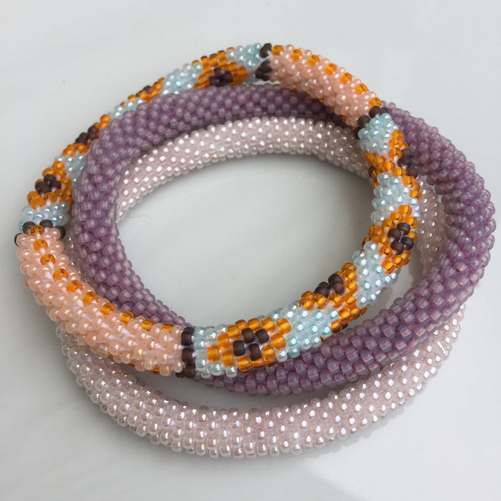 Roll On Fair Trade Bracelet Set- 15