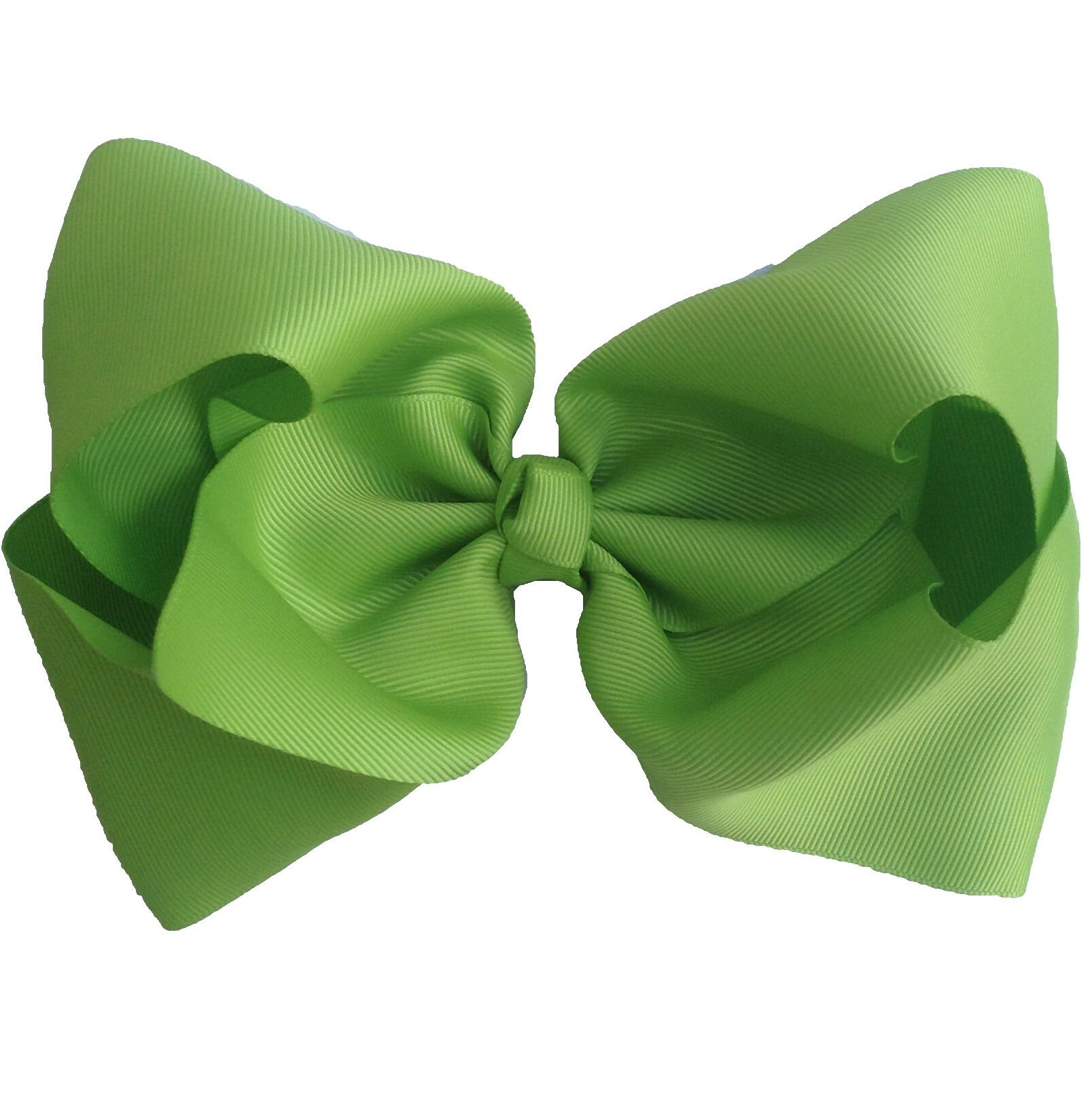 Gigantic Hair Bow- Lime