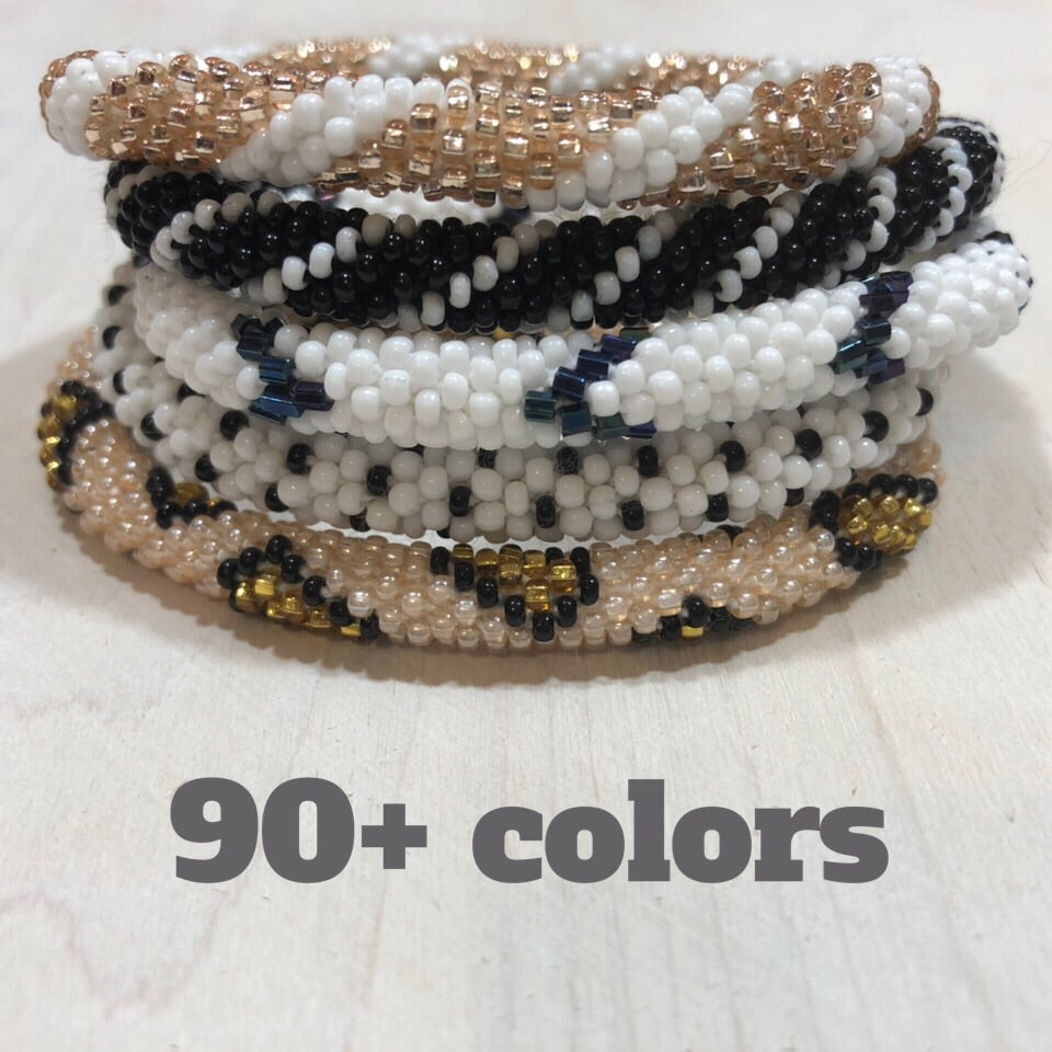 Fair Trade Nepal Roll On Bracelets