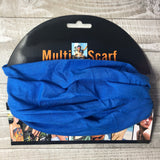 Scarf Headband Mask - Solid Colors - Cutie Bowtutie