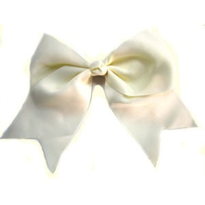 Cheer Bow- Cream