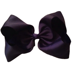 Gigantic Hair Bow - Black - Cutie Bowtutie