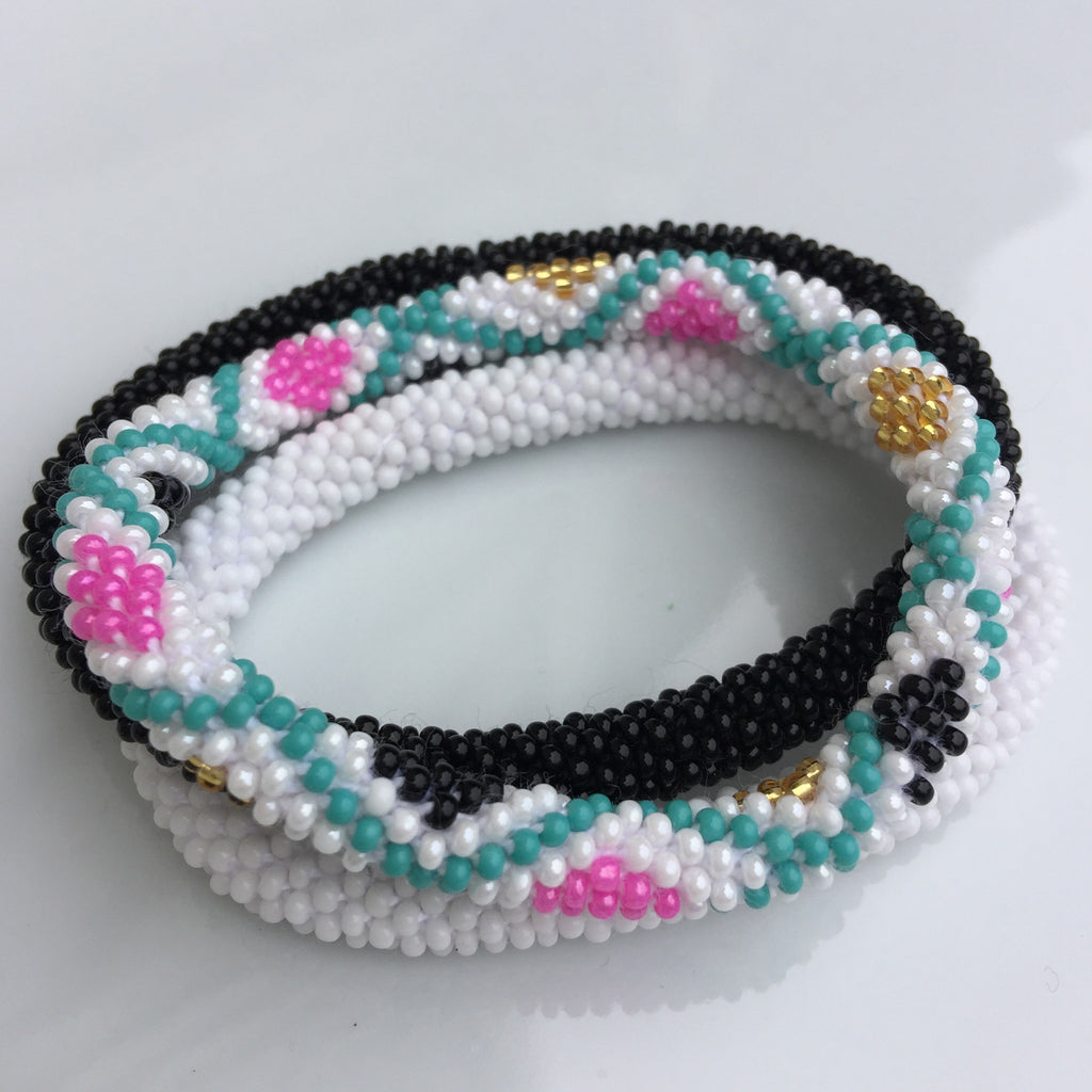 Roll On Fair Trade Bracelet Set- 08