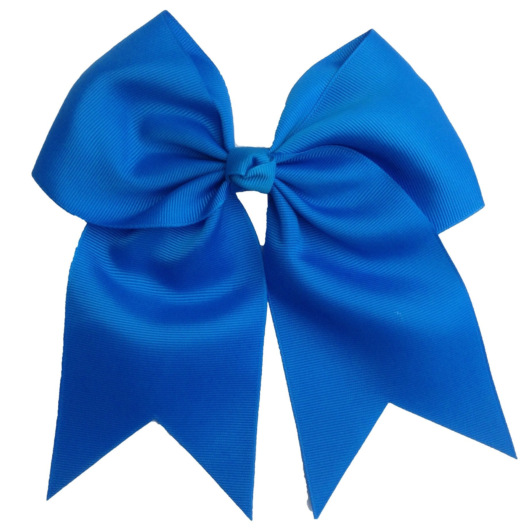 Cheer Bow - Electric Blue - Cutie Bowtutie