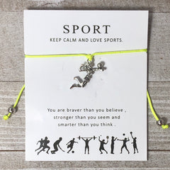 Sport Bracelet - Volleyball