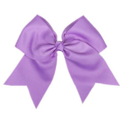 Cheer Bow- Light Orchid
