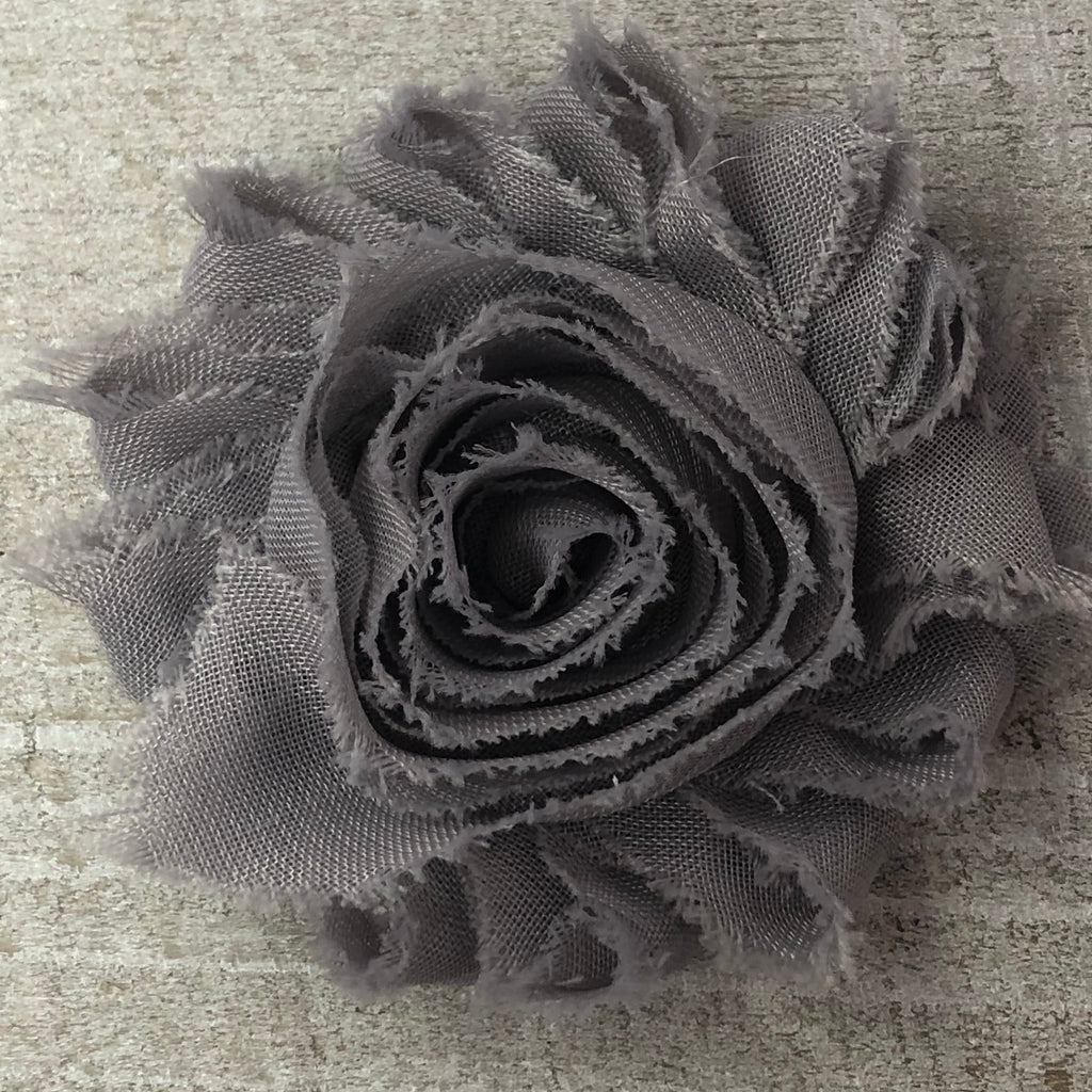 Shabby Rose - Gray