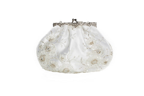 Kay Coffey Wedding Clutch - Cela New York