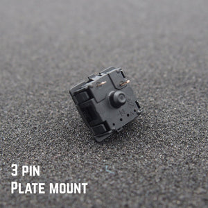 Cherry MX Plate Mount Switches - Teal Technik