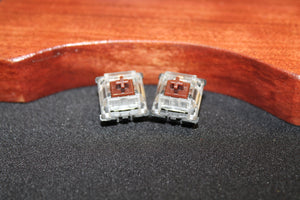 Gateron Plate Mount Switches - Teal Technik