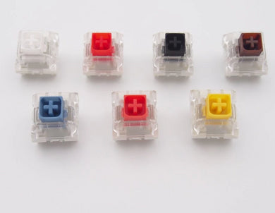 Kailh Box Switches - Old Stock - Teal Technik