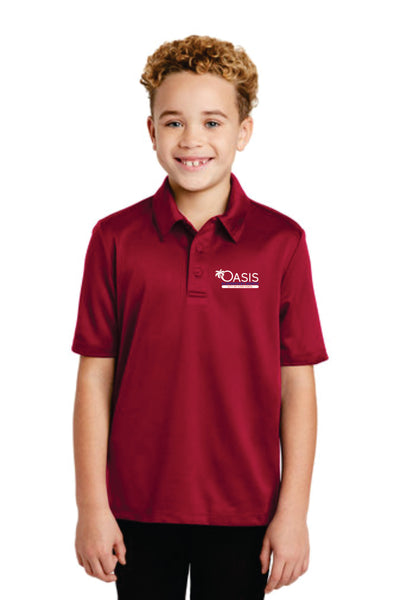 Y540 Port Authority® Wicking Performance Polo OEN