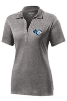 Sport-Tek® Ladies Heather Contender™ Polo OHS LST660