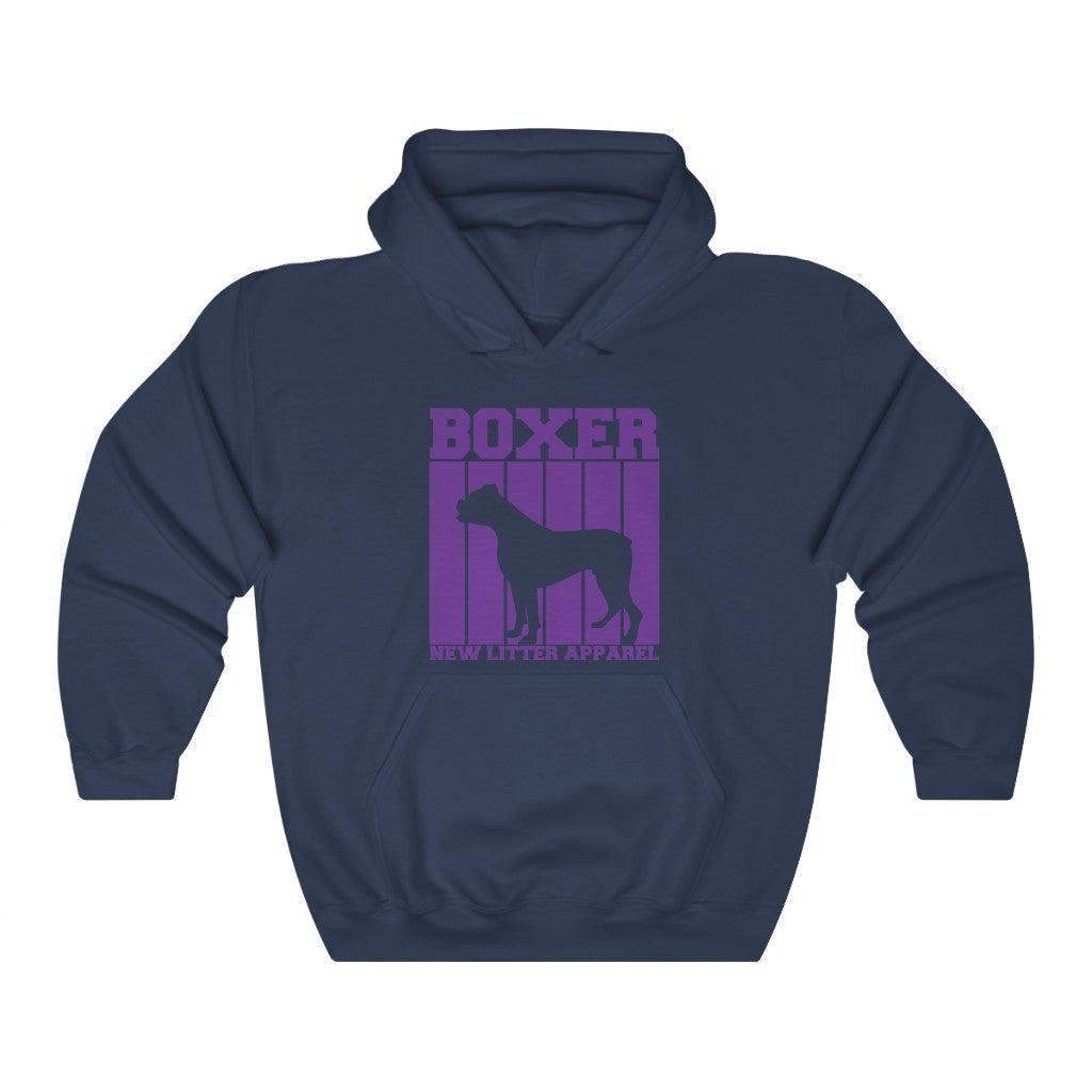 New Litter apparel Boxer Lovers Unisex Heavy Blend™ Hooded Sweatshirt