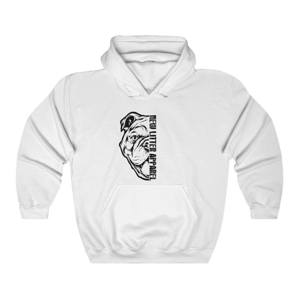 New Litter Apparel Bulldog Lovers Unisex Heavy Blend™ Hooded Sweatshirt
