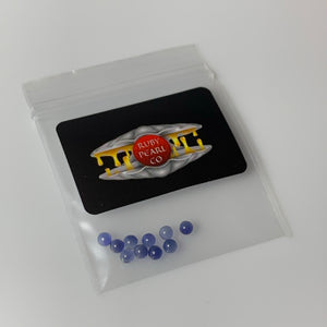 3mm Blue Sapphire Terp Pearls