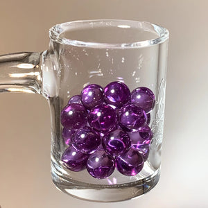 Exotic Purple Sapphire 6mm Terp Pearls