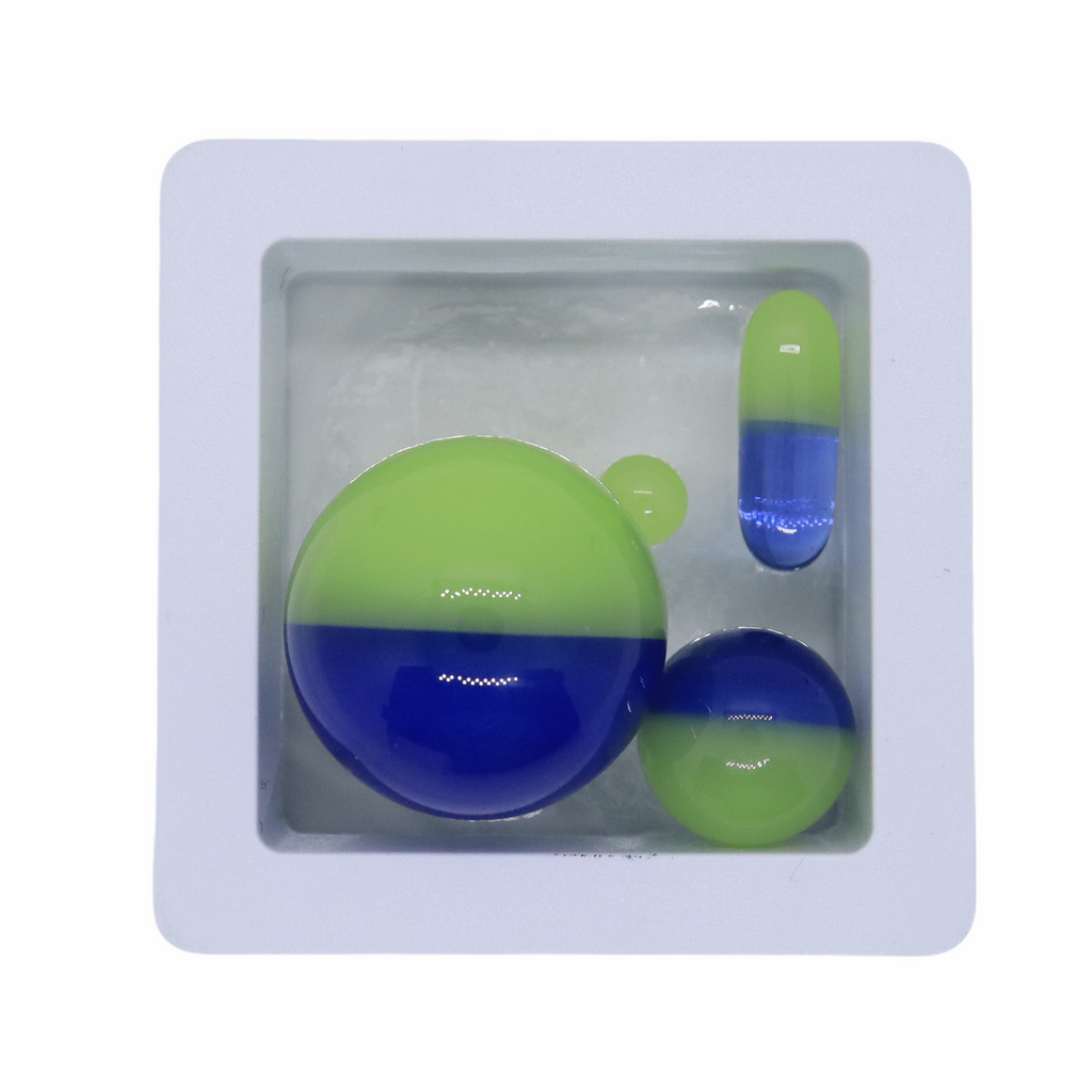 Mystique/Antidote Slurper Set by Swamp Glass