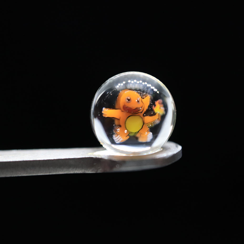 Charmander Terp Pearls by Keys Glass
