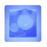 Blu V Slurper Set by Swamp Glass