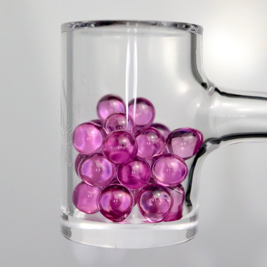 Exotic 6mm Pink Sapphire Terp Pearls