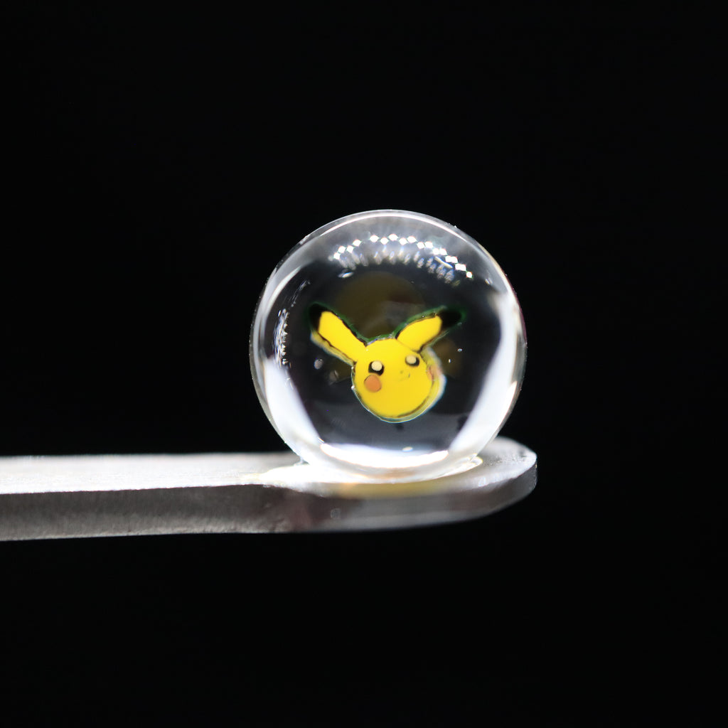 Pikachu Terp Pearls by Keys Glass