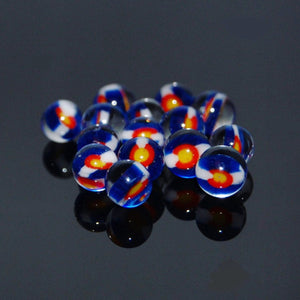 CO Flag Terp Pearls by SelkoGlass
