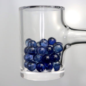 Exotic Blue 5mm Sapphire Terp Pearls