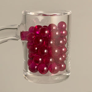 5mm Ruby Terp Pearls