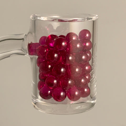 5mm Ruby Pearls