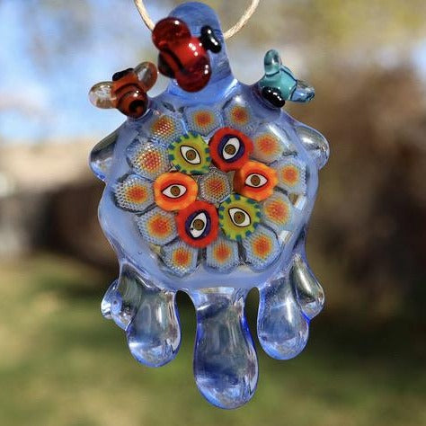 Vision Hive Pendant Lg 2020 by Banjo X Joe Peters