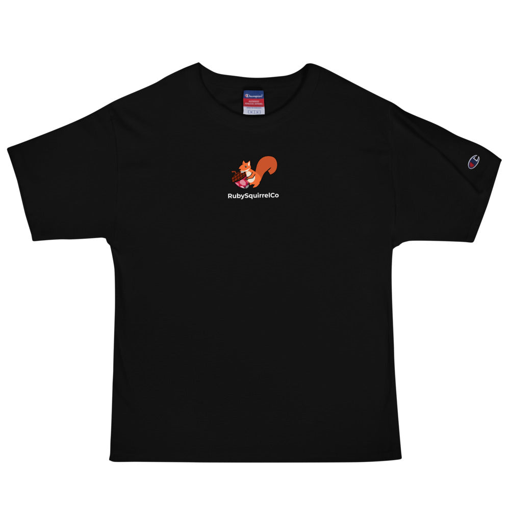 RubySquirrelCo X Champion T-Shirt (Mens)