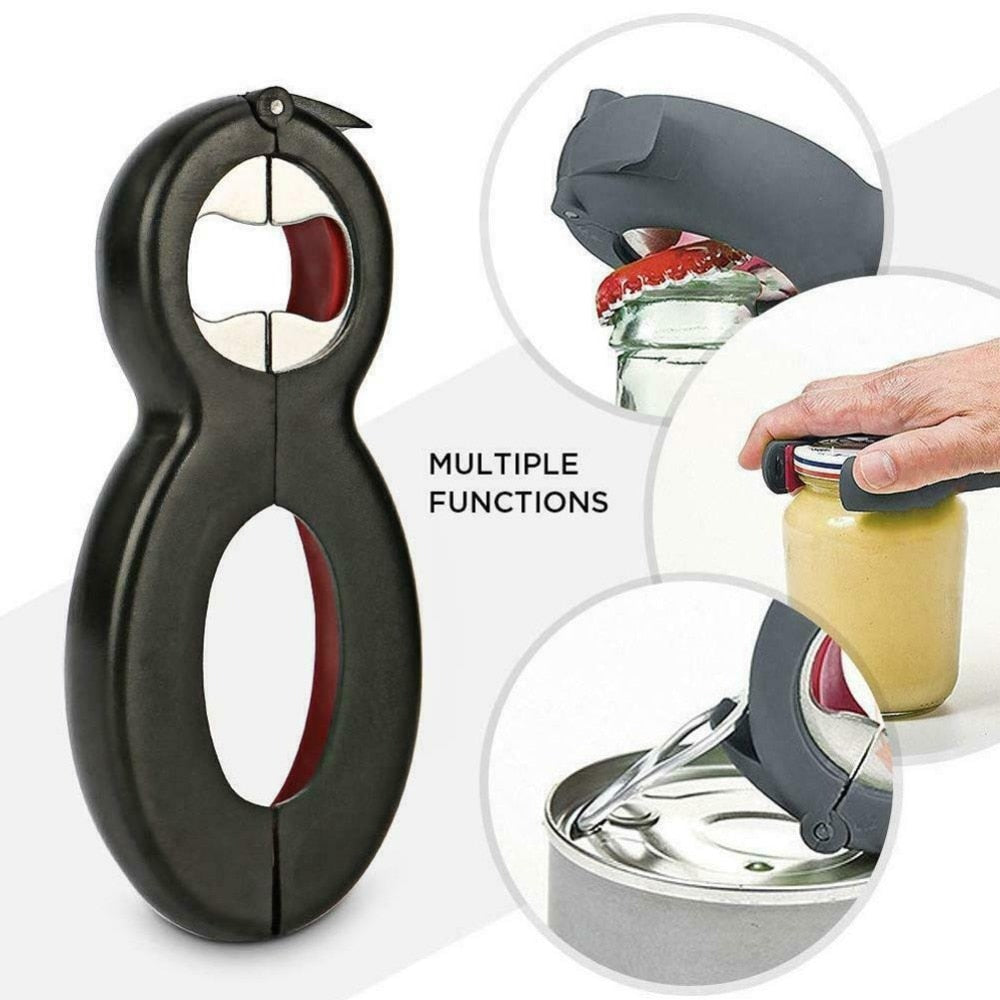 The Ultimate Opener™ (6 In 1 Kitchen Gadget)
