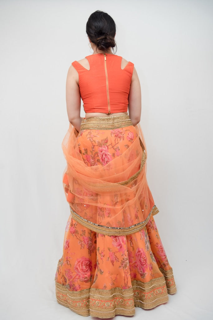 April Lehenga