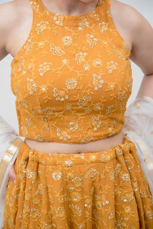 Honey Lehenga