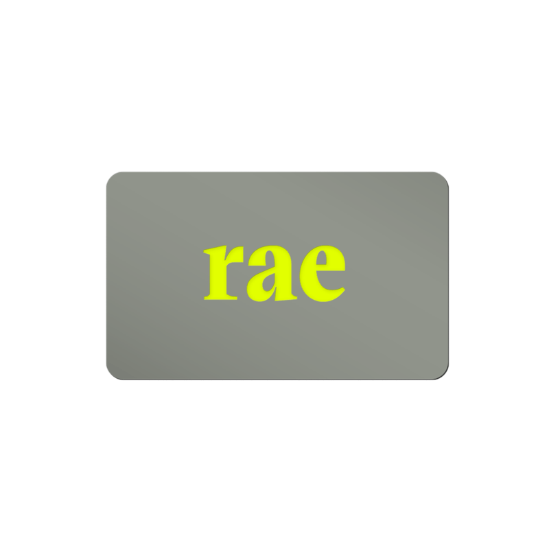 Rae Wellness Gift Card