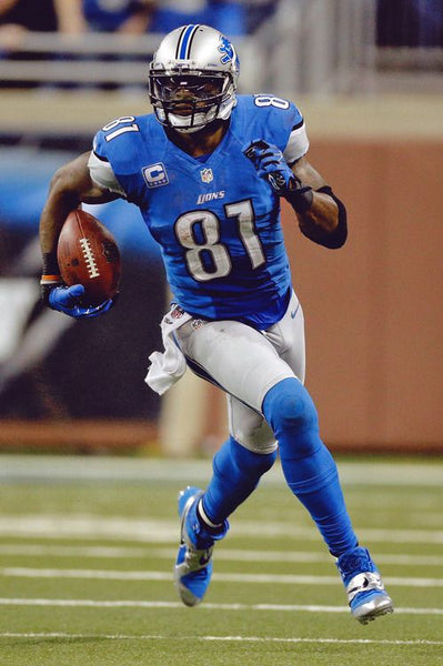 Detroit Lion Calvin Johnson opening a Medical Marijuana Dispensary