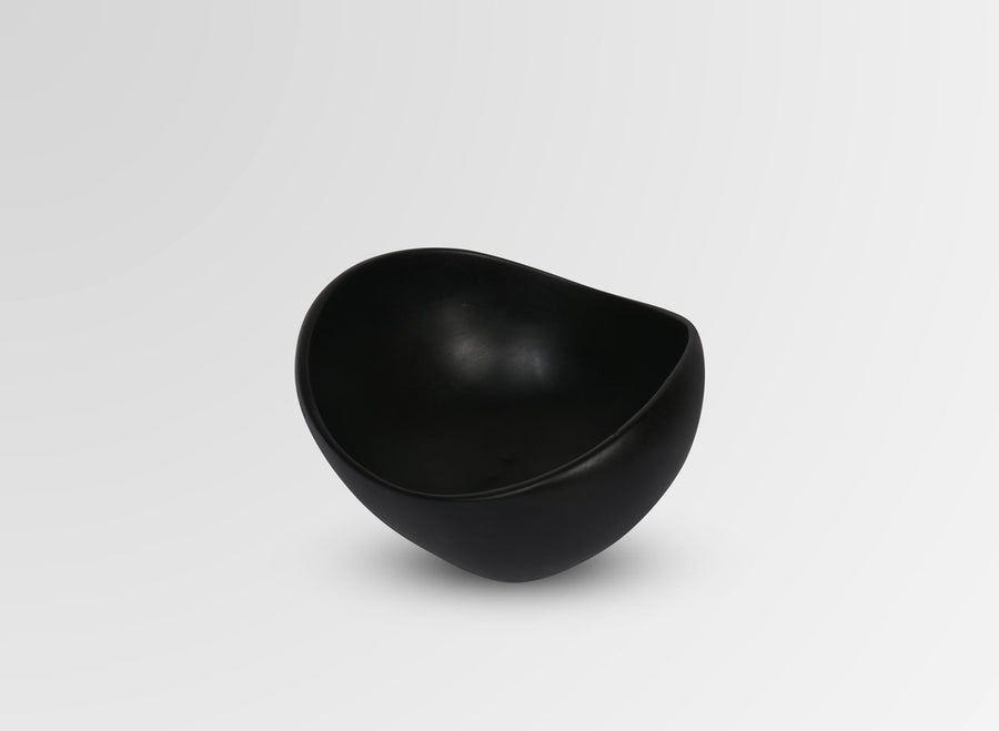 Resin Beetle Dish - Black