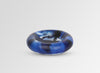 Small Resin Mother of Pearl Dish - Lapis Swirl