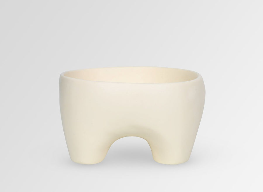 Small Offering Bowl - Cream