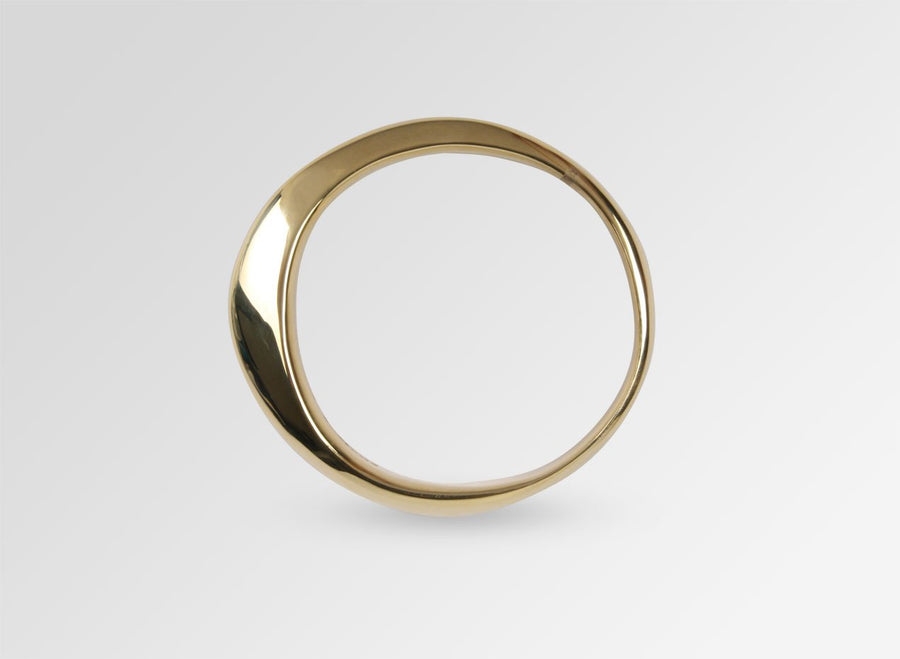 Firestone Bangle - Brass