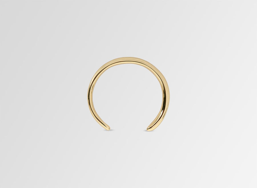 Louise Olsen Liquid Cuff - Brass