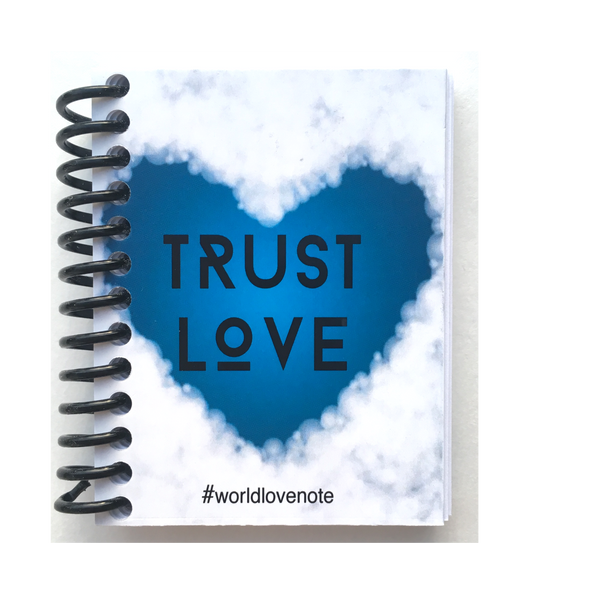 Cloud Love Notes Notebook - Finnigan Note - 1